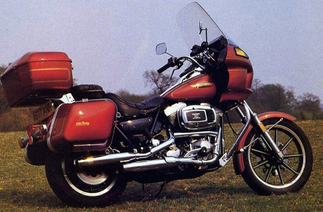 Harley FXRT 1340 Sport Glide 1