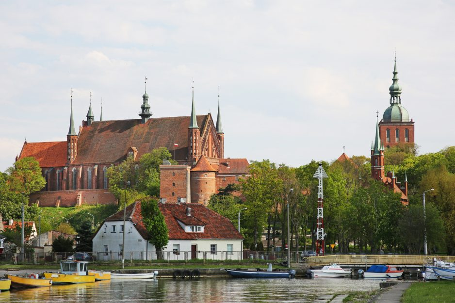 Frombork Cathedral Poland
