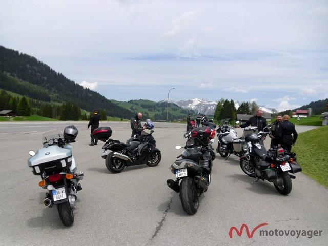lazurowe wybrzeże motocyklem