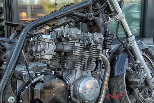 Silnik w środku jest jak nóweczka!