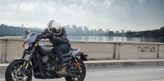 Harley-Davidson-StreetRod 2017