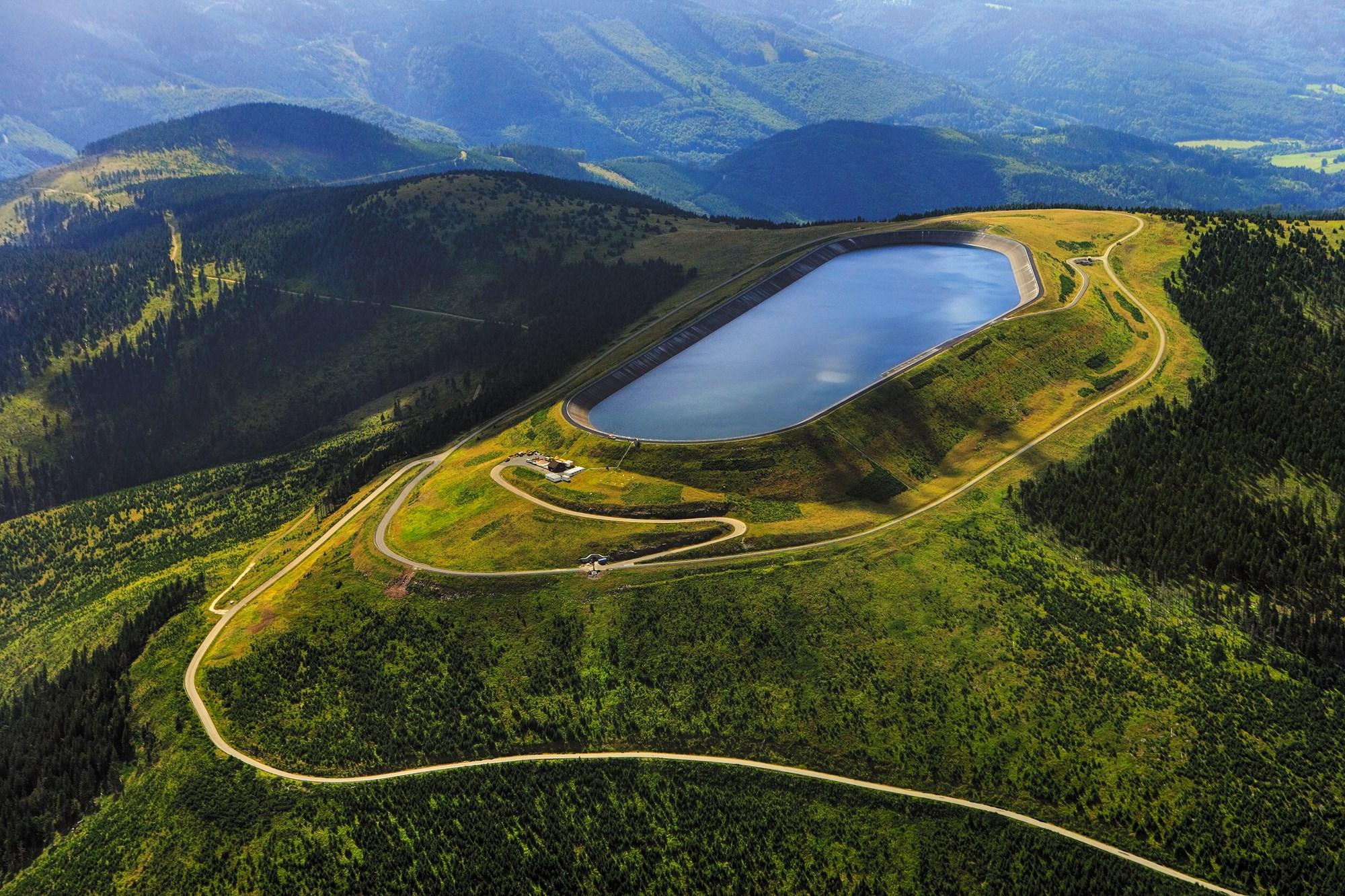 Elektrownia wodna Dlouhe Strane. Fot Libor Sváček