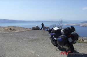 droga motocyklowa w chorwacji