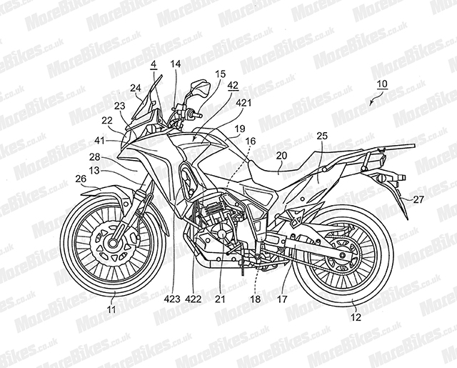 nowy versys 1000
