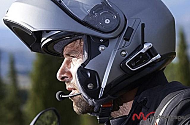 interkom motocyklowy
