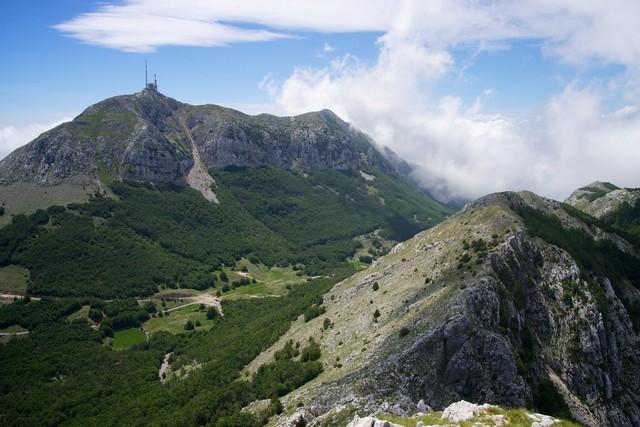 park narodowy czarnogora