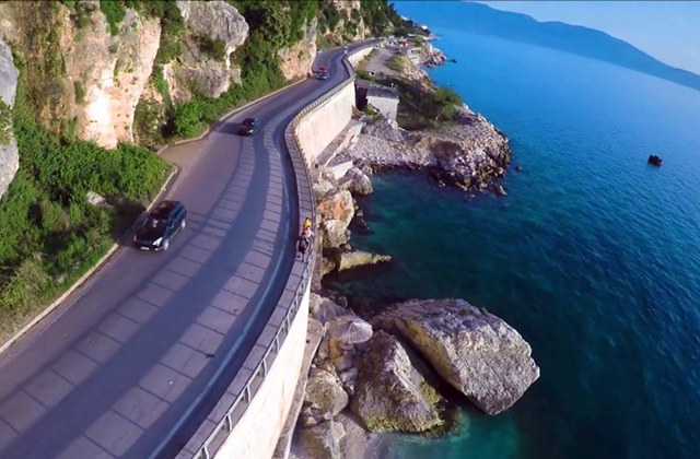 największe atrakcje albanii