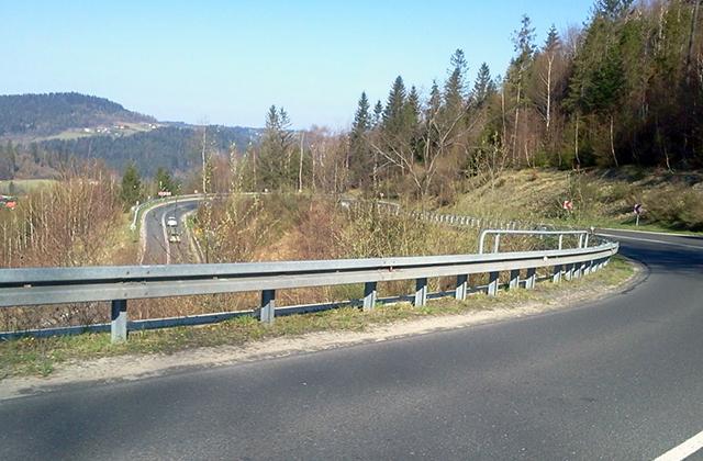polskie przełęcze