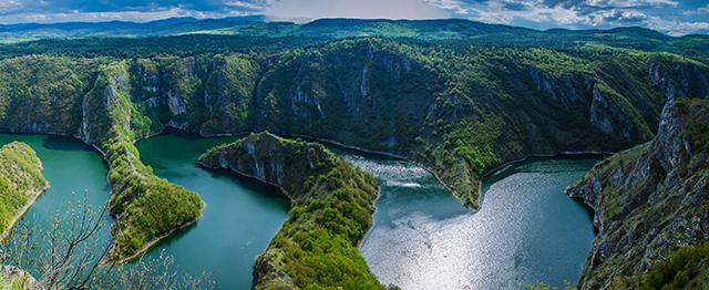 największe atrakcje serbii