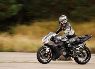 odziez motocyklowa motocyklistka