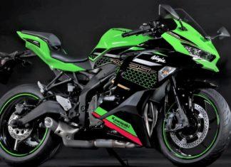 Kawasaki Ninja ZX R Official