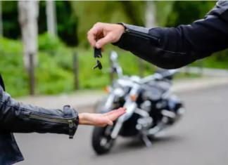 Sprzedaż motocykla a jazda próbna
