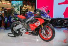 nowa aprilia RS660 2020