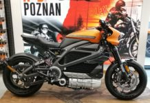 H-D LiveWire motocykl elektryczny