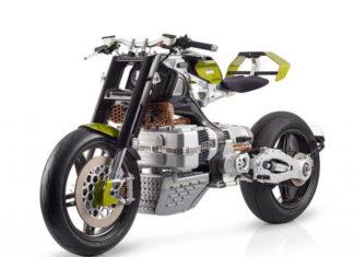 motocykl elektryczny Hypertek