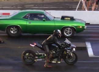 co jest szybsze samochód czy motocykl