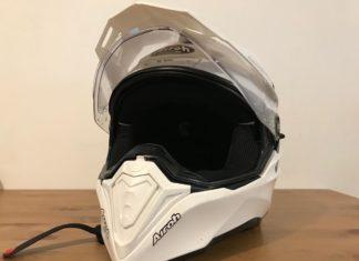 kask airoh commander test