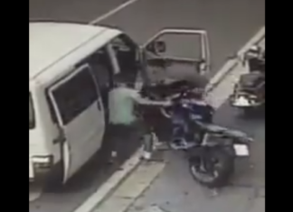 ile trwa kradzież motocykla