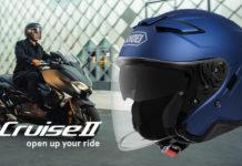 Shoei J-cruise 2020