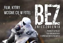 film dokumentalny motocykle wyścigi tor knee down kolanko akrapovic bmw kino luna warszawa bez znieczulenia