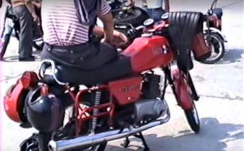 warszawska giełda motocyklowa rok 1987