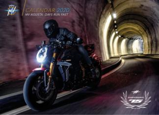 konkurs do wygrania kalendarz MV Agusta