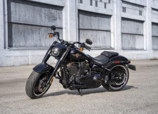 Harley Davidson Fat Boy 114 30 Anv 30 lecie 2020 rok nowy nowość
