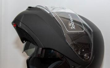 kask motocyklowy z lidla