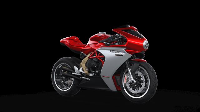 Superveloce 2020 MV Agusta