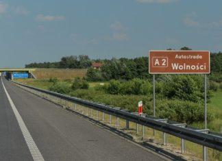 autostrada a nowy tomyśl konin