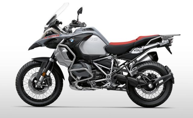 bmw r1250gs nowy gs podróż turystyka motocykl offroad