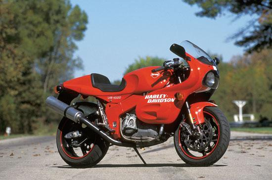 harley davidson vr 1000 superbike oldschool