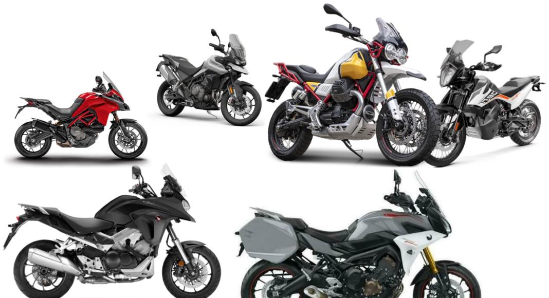 motocykle adventure