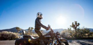 Ból tyłka, pleców, karku, kręgosłupa podczas jazdy na motocyklu