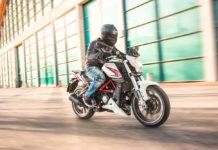 Benelli 251 Motocykl do miasta miejski
