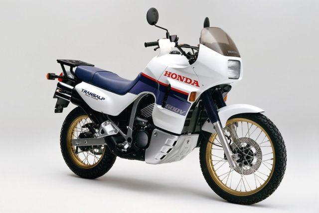 Honda XL600V Transalp turystyczne enduro adventure