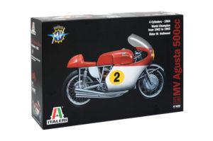 Italeri MV Agusta 500 motocykl do sklejania
