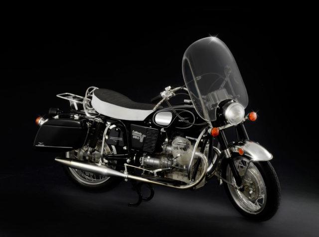Italeri Moto Guzzi California model do sklejania