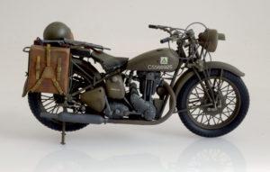 Italeri Triumph 3WH model do sklejania
