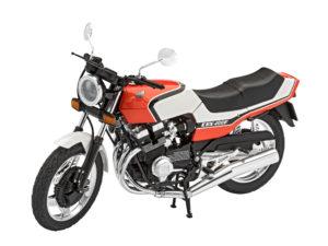 Revell Honda CBX400F model do sklejania