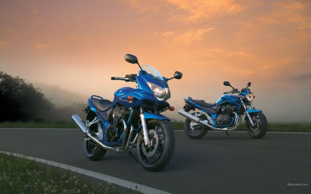 Suzuki Bandit 600 motocykl miejski do miasta