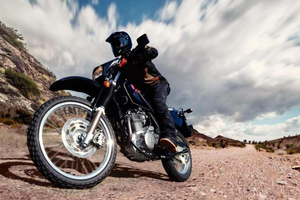 Suzuki DR 650 S adventure enduro motocykl
