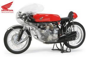 Tamiya Honda RC166 model motocykl do sklejania