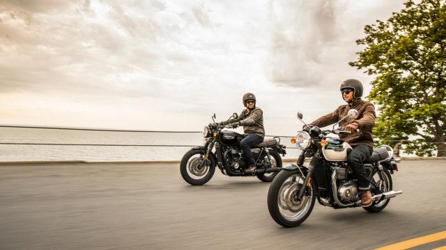 Triumph Bonneville wypożyczalnia wypożyczenie motocykla