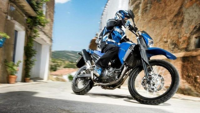 Yamaha xt660R enduro adventure