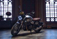 zongshen RE3 Cyclone cafe racer chiński klasyk klasyczny miejski 400 ccm pierwszy motocykl 1