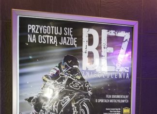 bez znieczulenia film o polskich wyścigach motocyklowych