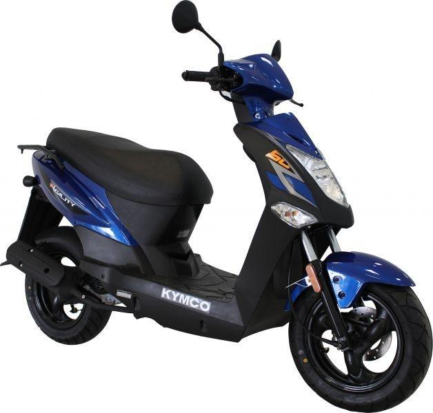 euro 4 agility najlepszy skuter dla kuriera dostawcy