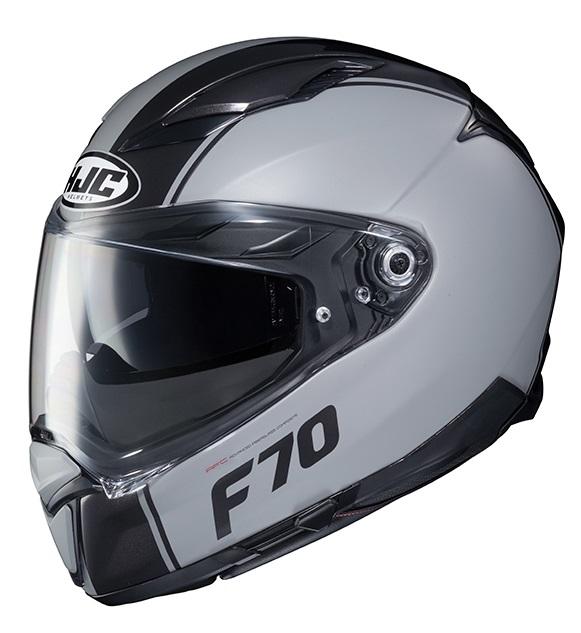 hjc f70 jaki nowy kask sportowy integralny z blendą