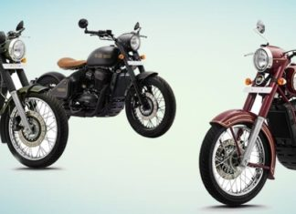 jawa classic  fourty two perks indie motocykle